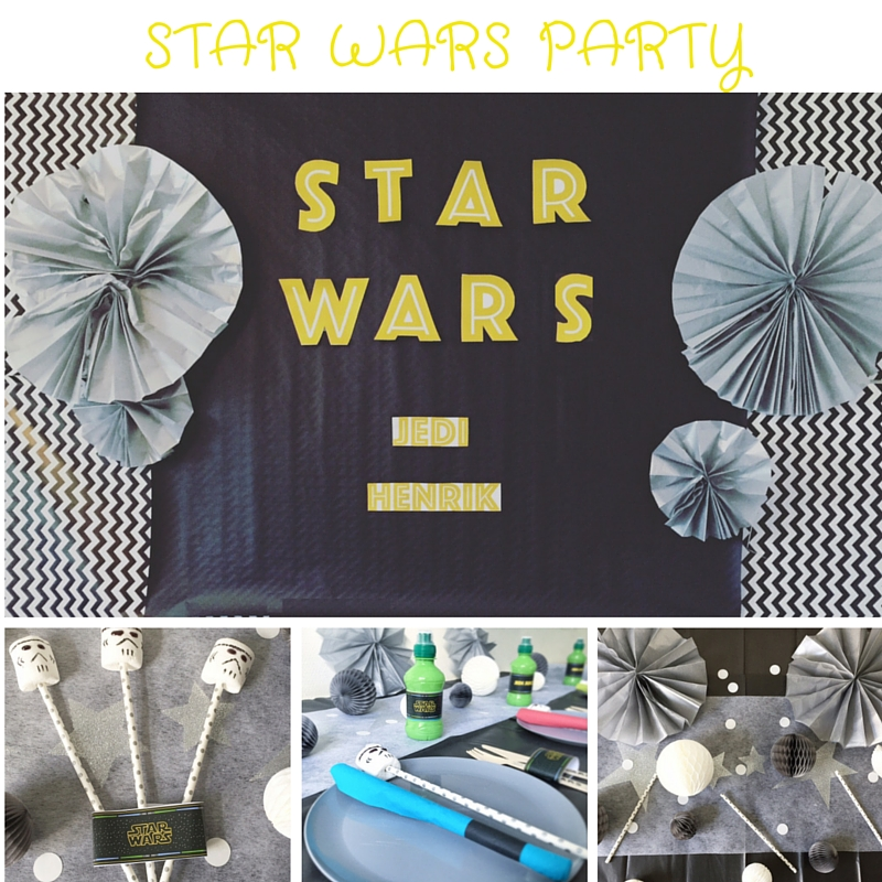 Star Wars Party The Party Ville Party Planner