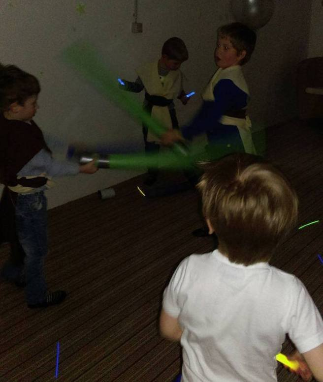 Star Wars Party Games for Kids