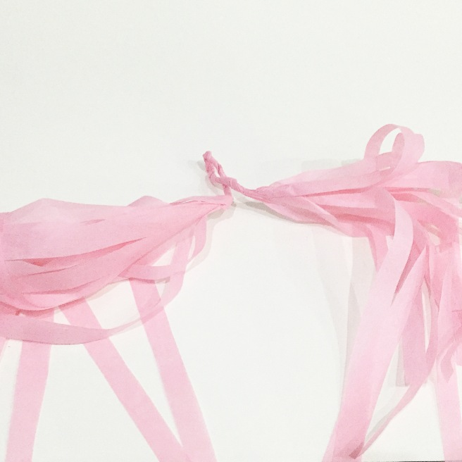 DIY - Tassel Garlands