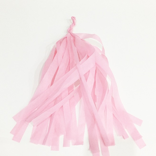 DIY - Tassel Garlands 6
