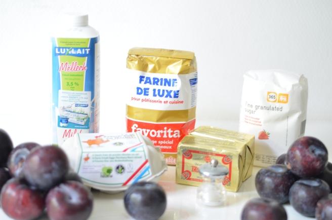 Quetschetaart Ingredients Delhaize Luxembourg
