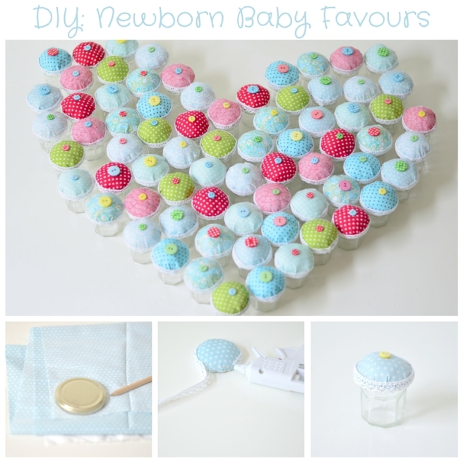 Newborn Baby Favours