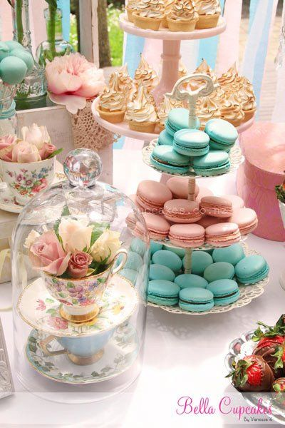Tea Party Ideas 9