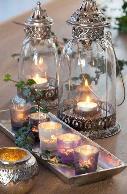Bohemian Candles