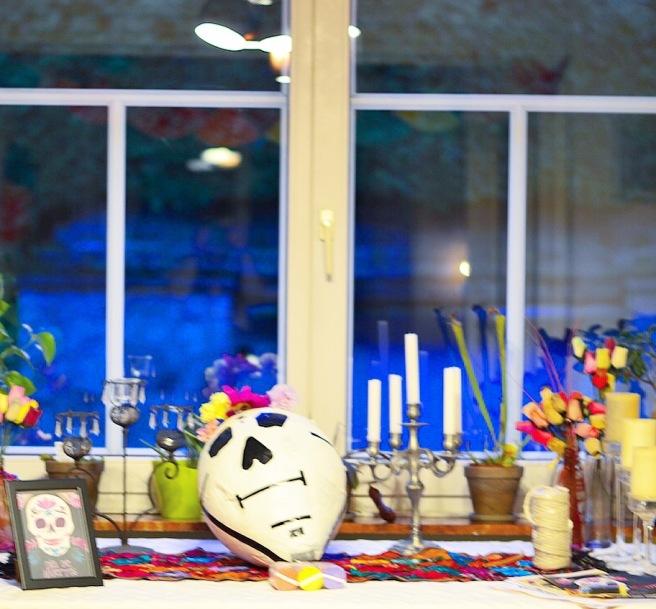 Dia De Los Muertos Wedding Theme Ideas: The Party Ville – Party Planner