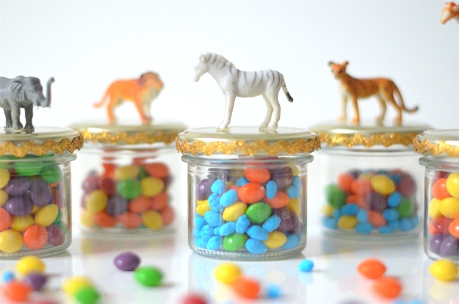 DIY Animal Jars 2