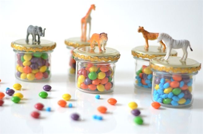 Animal Jars DIY