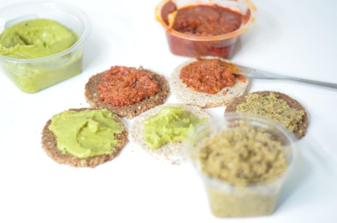 Lunch Sandwiches Delhaize