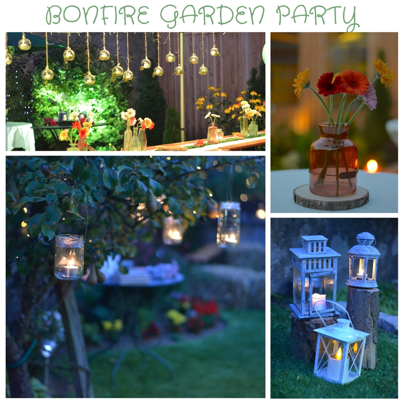 Bonfire Garden party The Party Ville Party planner Luxembourg