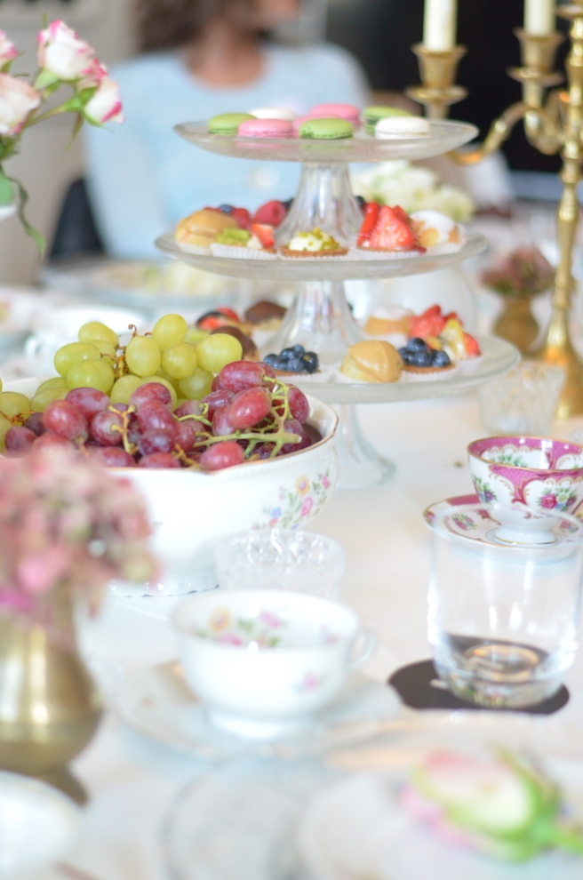 Mumpreneurs Tea Party