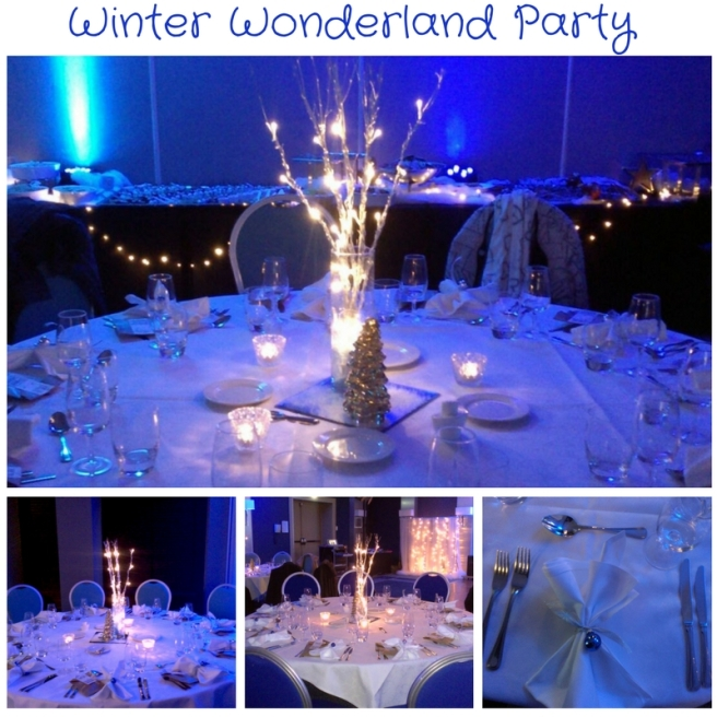 Winter Wonderland Party Luxembourg