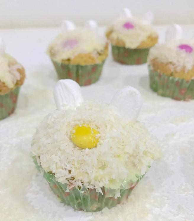 Carrot Bunny Cupcakes (4)