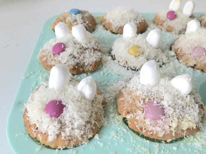 Carrot Bunny Cupcakes (5)