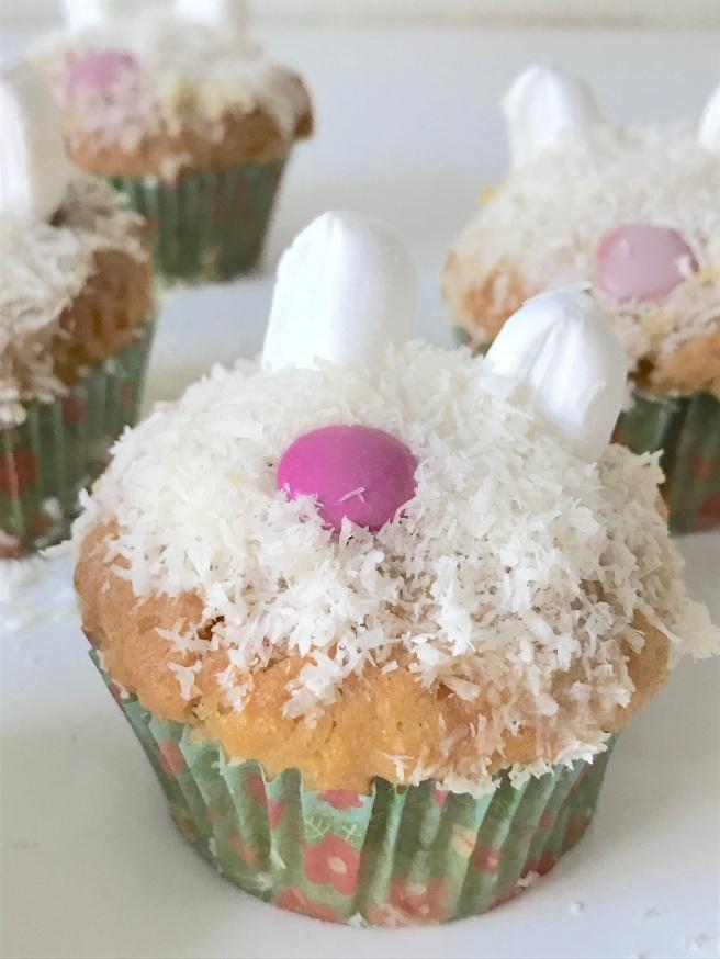 Carrot Bunny Cupcakes (7)