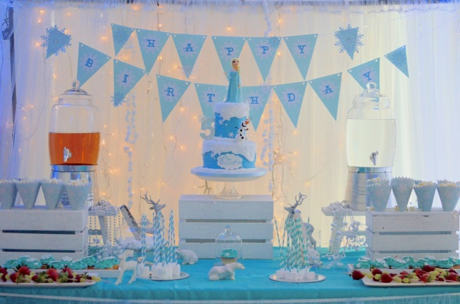 Frozen party 15