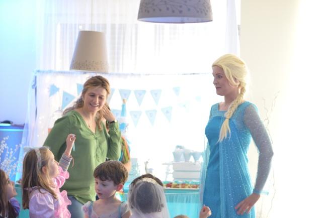 Frozen party 2