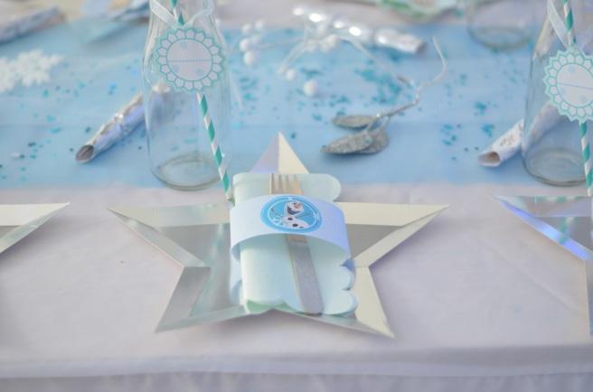 Frozen party 8