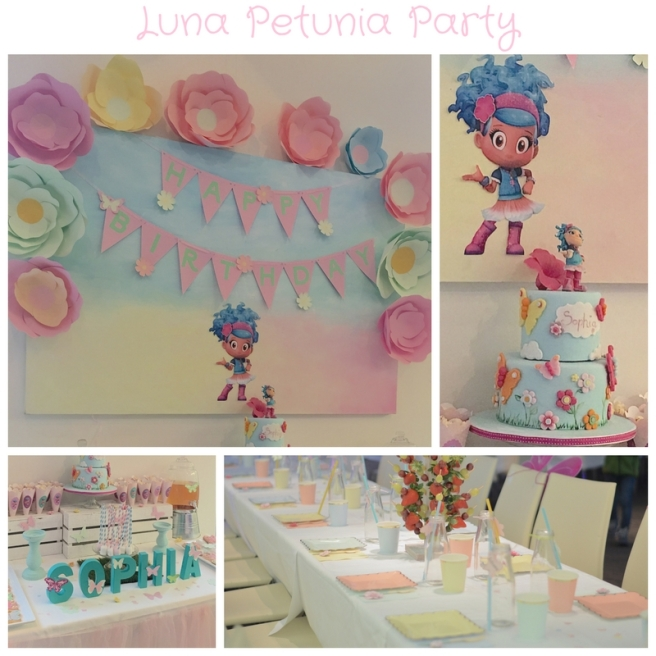 Luna Petunia Party