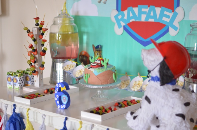 Paw Patrol party 3