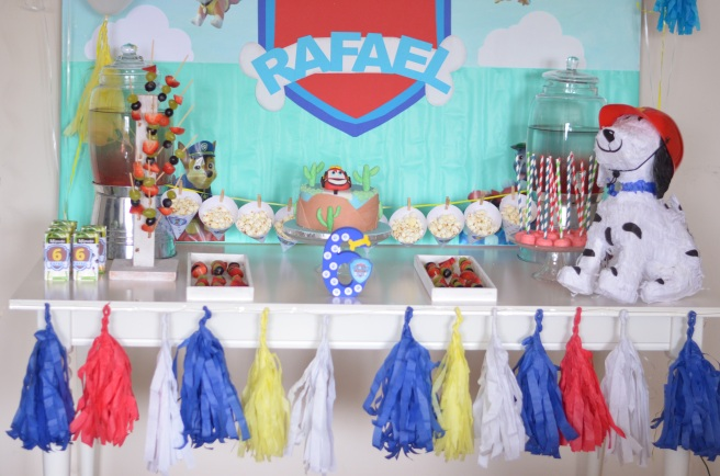 Paw Patrol party 6