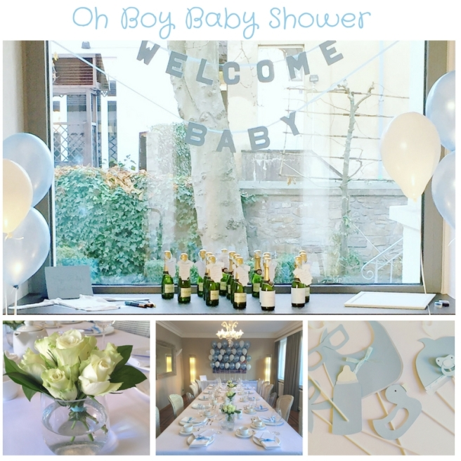 Baby Shower Luxembourg