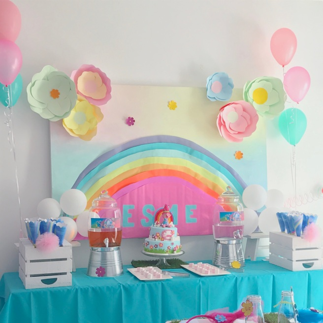 Trolls Birthday Party 11