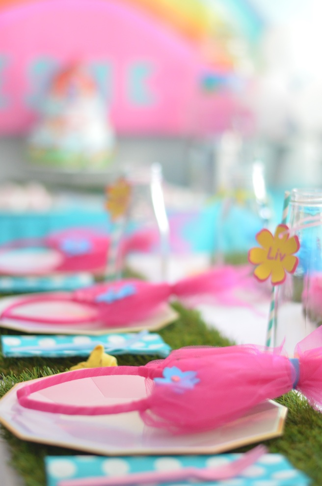 Trolls Birthday Party 5