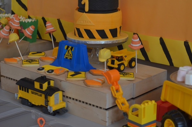 Construction party 4
