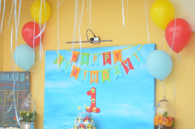 Little Cars Party 16