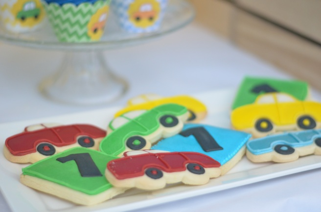 Little Cars Party 5