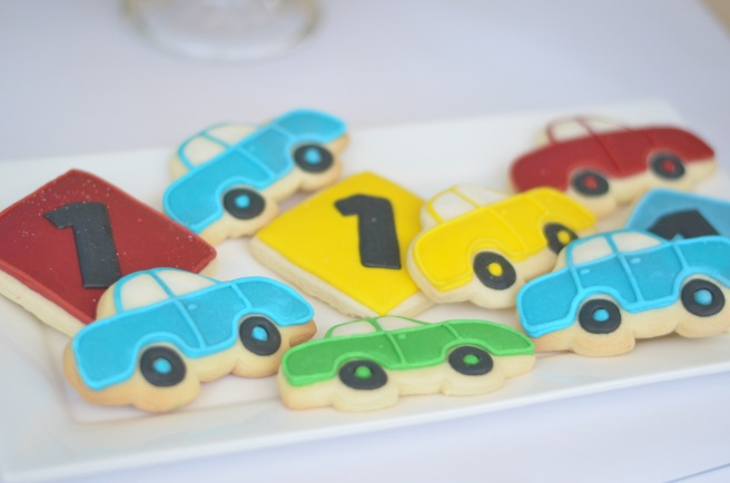Little Cars Party 7