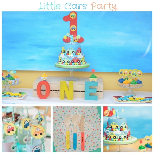 Little Cars Party