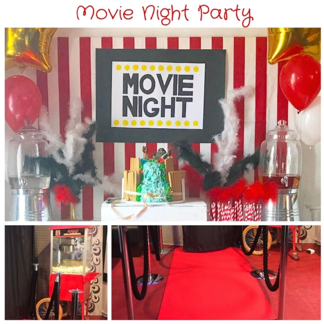 Movies Party