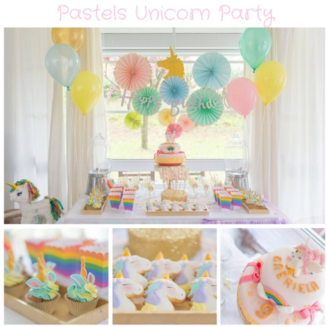 Party Planner Unicorn Party Luxembourg