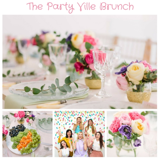 The Party Ville Brunch