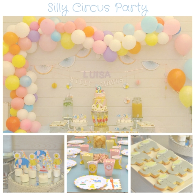 Silly Circus Party