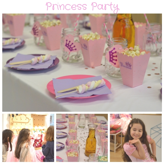 Princess party luxembourg