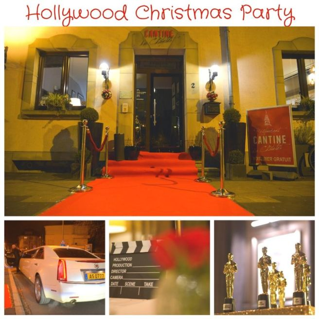 Hollywood Party Luxembourg