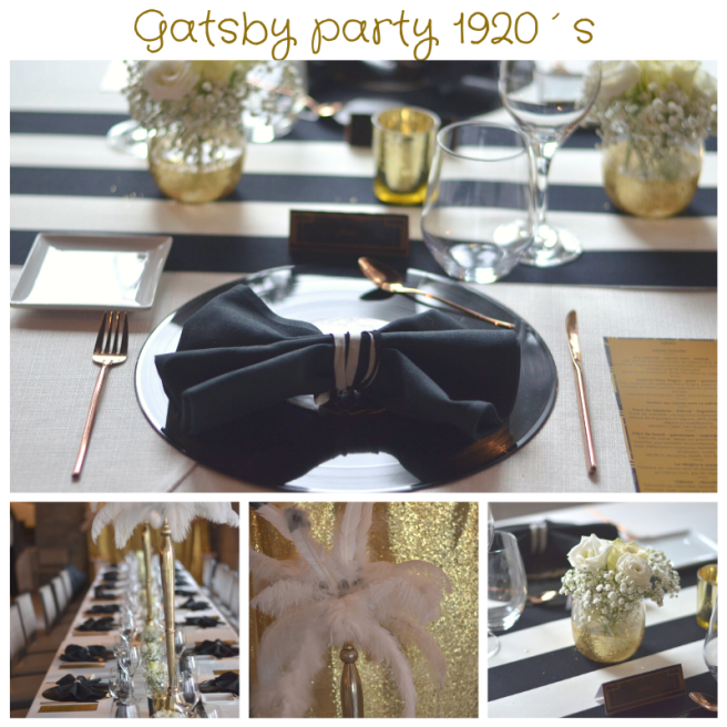 Gatsby party luxembourg